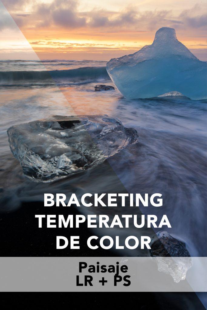 Bracketing temperatura de color