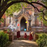 Shwezigon Pagoda myanmar workshop