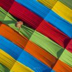 myanmar factory colours Nyaungshwe